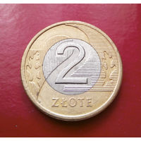 2 злотых 2009 Польша #02