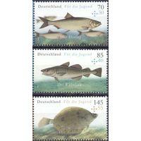 Германия фауна рыбы