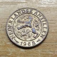 Нидерландские Антилы 1 цент 1968_РАСОДАПРЖА КОЛЛЕКЦИИ