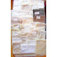 Отрезки ткани -лоскут, капрон