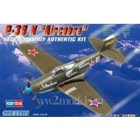 Hobby Boss 80234 1/72 Самолет American P-39 N Aircacobra