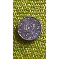 Суринам 10 цент 1988 г
