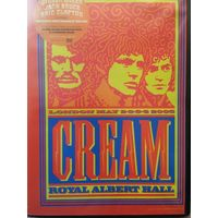DVD CREAM royal albert hall