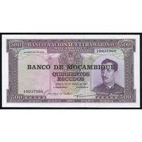 Мозамбик / MOZAMBIQUE_nd (1976-old 22.03.1967)_500 Escudos_P#118_UNC