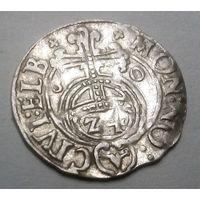 3 ПАЎГРОШЫ (ПАЎТАРАК) 1630 МЕСТА ЭЛЬБЛЁНГ (ELB)