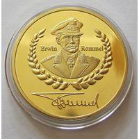 Эрвин Роммель рейх 1891-1944 капсула , копия