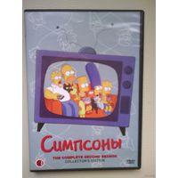 Симпсоны диск 2