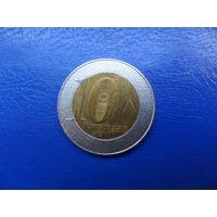 Ангола 10 кванза 2012
