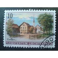 Лихтенштейн 1996 поселок Эшен