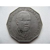 Ямайка 50 центов 1975 г.