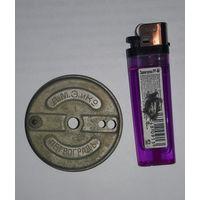 Крышка от микрофона полевого телефона Л.М.Э.и Ко. До 1917 года