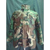 Оригинальная армейская полевая куртка на холодную погоду. Б/У. Секондхенд. NATO. USA.