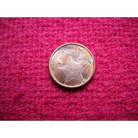 Багамские острова (Багамы) 1 цент 2009 г.