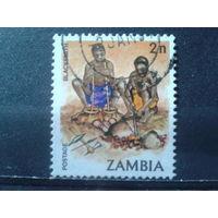 Замбия 1981 Стандарт 2п