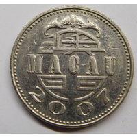Макао 1 патака 2007 г