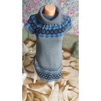 Платье-туника р 44