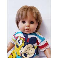 Большая кукла мальчик 63см