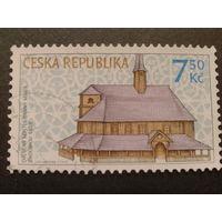 Чехия 2006 дом 15-й век