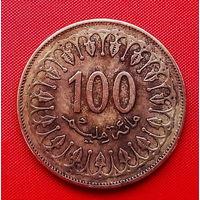 47-16 Тунис, 100 миллимов 2008 г.
