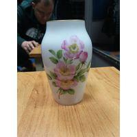 """Фарфоровая ваза """"royal copenhagen""""."""