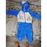 Детский спортивный кастюм
