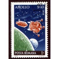 Румыния 1972. Аполлон 9-10