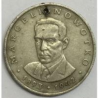Польша, 20 злотых 1976 Nowotko
