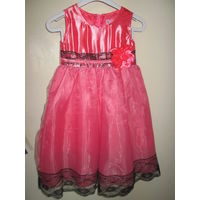 Нарядное платье на рост 110