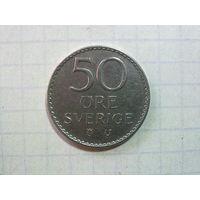 Швеция 50 эре 1973