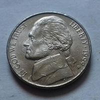5 центов, США 1999 P