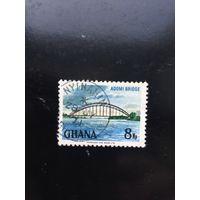Гана. Мост Адоми