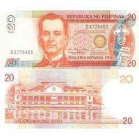 Филипины 20 писо 2003г. состояние распродажа