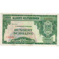 Союзная оккупация Австрии, 100 шиллингов, 1944 г.