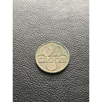 2 гроша 1931 Польша
