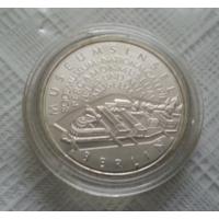 10 евро 2002 г. Музейный остров в Берлине. Германия. Серебро 925 проба