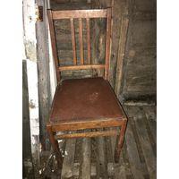Винтажные стулья. Цена за оба