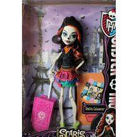 Кукла Монстер Хай монстр Mattel Monster High Скелита Калаверас Скариж Skelita Calaveras Scaris