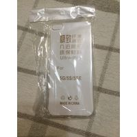 Прозрачный чехол для Iphone 5/5S/5SE