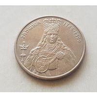 100 злотых 1988 Польша  Королева Ядвига