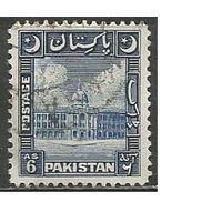 Пакистан. Мечеть. 1949г. Mi#51.