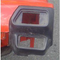 Вставка для кнопок управления рулевого пластика на Априлия SR-50