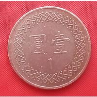 61-25 Тайвань, 1 юань 1981 г.