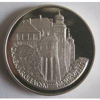 Польша, 100 злотых, 1977, серебро, пруф