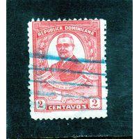 Доминиканская республика.Ми-220. Горацио Васкес (1860-1936),президент .1929.