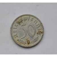 Германия 50 пфеннингов 1935 г.