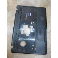 Toshiba C660 верхняя часть корпуса с тачпадом