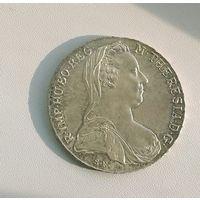 Монета 1 талер 1790 года ( рестайк )