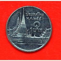 32-40 Таиланд, 1 бат 2007 г.
