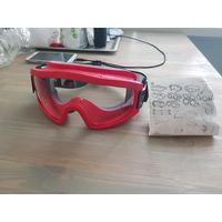 Очки защитные PANORAMA с мягким обтюратором из пенополиуретана. Мягкие, удобные. Рос 3М.