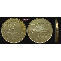 1 крона 1999 Эстония